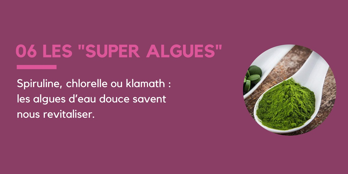 les super algues